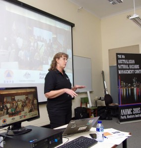 Telling the InaSAFE story, a story of partnership and collaboration. — at The University of Western Australia.